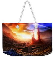 Fantasia Weekender Tote Bag by Mo T