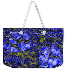 Fantasia On A Pawprint Weekender Tote Bag