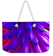 Fantasy Flower 5 Weekender Tote Bag