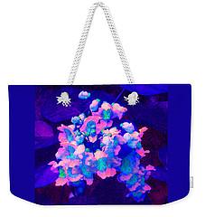 Fantasy Flowers 5 Weekender Tote Bag
