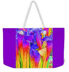 Fantasy Flowers Weekender Tote Bag