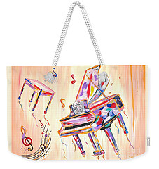 Fantasy Impromptu Weekender Tote Bag