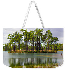 Fantasy Island In The Florida Everglades Weekender Tote Bag