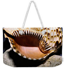 Weekender Tote Bag featuring the photograph Faraway Places by Robyn King