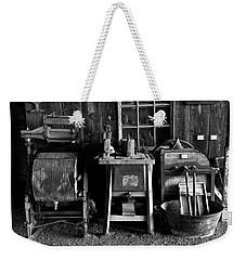 Farm Antiques Weekender Tote Bag