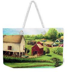 Farm Weekender Tote Bag