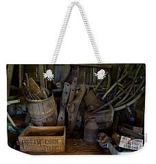 Farm Tools Weekender Tote Bag