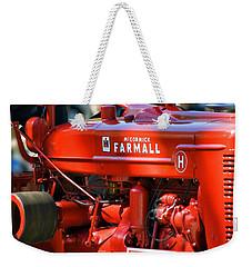 Farm Tractor 11 Weekender Tote Bag
