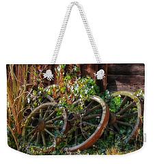 Farmhouse Memories Weekender Tote Bag