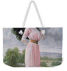 Fashionable Beach Wear Weekender Tote Bag