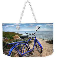 Fat Tire Weekender Tote Bag