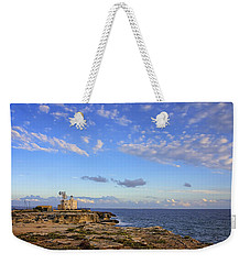 Favignana - Lighthouse Weekender Tote Bag