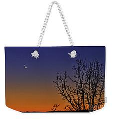 Favorite Moon Weekender Tote Bag