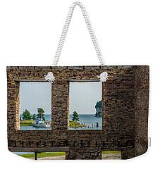 Fayette Ruins Weekender Tote Bag by Paul Freidlund