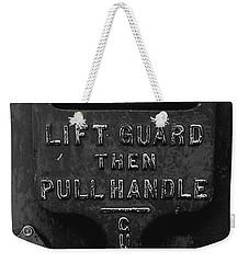 Fdny - Alarm Weekender Tote Bag