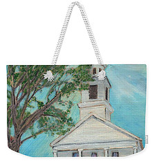 Federated Church Weekender Tote Bag