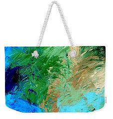 Feel The Tropical Breeze Weekender Tote Bag