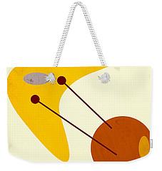 Feelings Weekender Tote Bag
