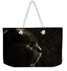 Feline Perfection Weekender Tote Bag