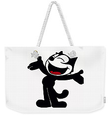 Felix The Cat Weekender Tote Bag