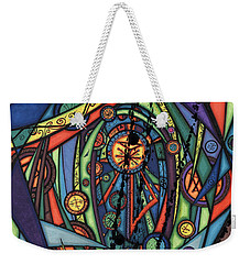 Female Spirituality  Weekender Tote Bag
