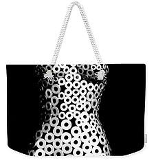 Femme De Rondelle Weekender Tote Bag by Amar Sheow