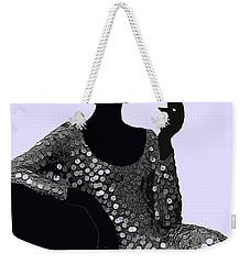 Femme Fatale C1960 Shaken Not Stirred Weekender Tote Bag