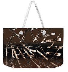 Fencing Weekender Tote Bag