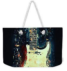 Fender Strat Weekender Tote Bag