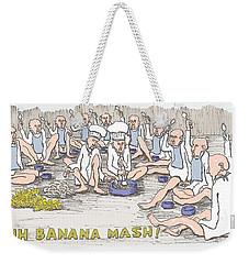 Feral Coots Favorite Meal Weekender Tote Bag