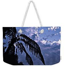 Fern At Twilight Weekender Tote Bag