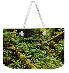 Fern Hollow Weekender Tote Bag
