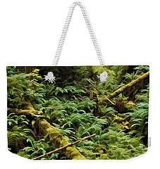 Fern Hollow Weekender Tote Bag by Richard Farrington