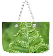 Fern Weekender Tote Bag by Tiffany Erdman