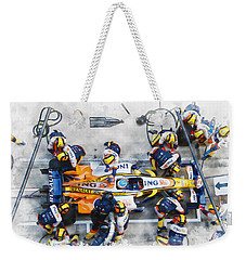 Fernando Alonso Weekender Tote Bag