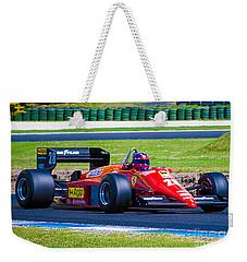 Ferrari At Phillip Island Weekender Tote Bag