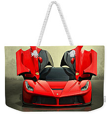 Ferrari Laferrari F 150 Supercar Weekender Tote Bag