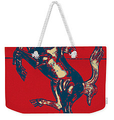 Ferrari Stallion In Hope Weekender Tote Bag