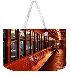 Ferry Boat Riders Weekender Tote Bag