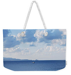 Ferry On Time Weekender Tote Bag