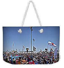 Fest Crowd Weekender Tote Bag