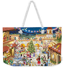 Festival Espanol De Navidad Weekender Tote Bag