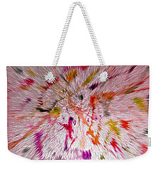 Festival Of Colours Weekender Tote Bag