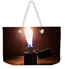 Feuer Weekender Tote Bag by Tgchan
