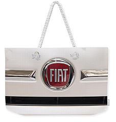Fiat Logo Weekender Tote Bag