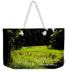 Field Of Possibilities Weekender Tote Bag