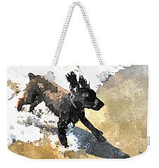 Field Spaniel Joy Weekender Tote Bag