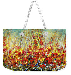 Fields Of Dreams II Weekender Tote Bag