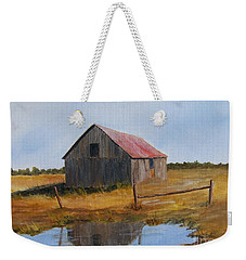 Fields Of Gold Weekender Tote Bag by Jackie Mueller-Jones