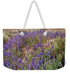 Fields Of Lupine Weekender Tote Bag